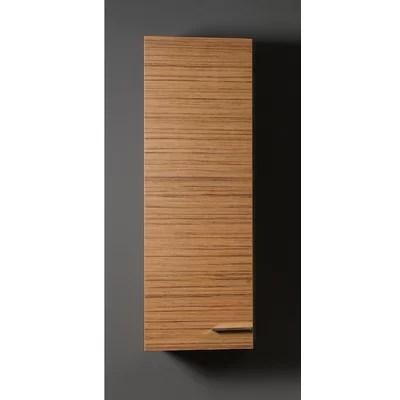 Wall Mounted Bathroom Cabinet  Wayfair