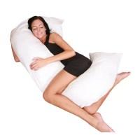 Deluxe Comfort C - Full Body Pillow & Reviews | Wayfair