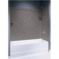 Metropolitan Three Panels Bath Tub Wall   Wayfair