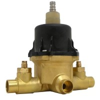 SentinelPro Thermostatic Pressure Balance Shower Valve