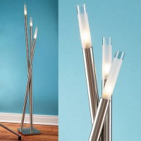 LumiSource Contemporary Lighting Icicle Floor Lamp ...