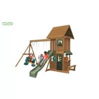 Big Backyard Windale Wooden Play Set & Reviews | Wayfair