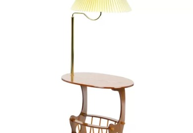 Lamp Table Combination