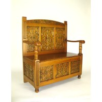 Wayborn Anneliese Wooden Entryway Bench & Reviews | Wayfair