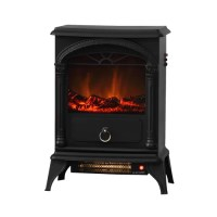 Fire Sense Vernon 120 Square Foot Electric Fireplace Stove ...
