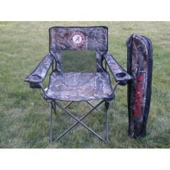 Lsu Folding Chairs Thomas The Train Table And Rivalry Ncaa Realtree Camo Chair & Reviews | Wayfair