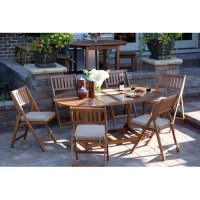 7 Pc Patio Dining Set | Patio Design Ideas
