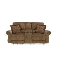 Signature Design by Ashley Rockhill Double Reclining ...