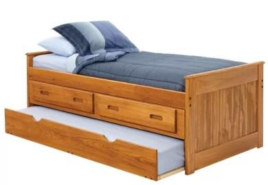 Captain Bed Plans