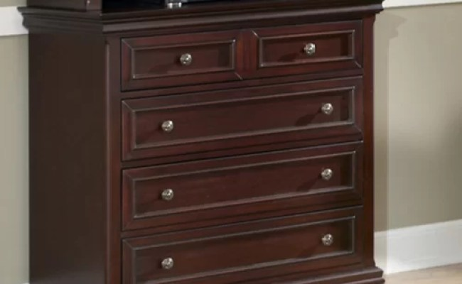 Home Styles Lafayette 4 Drawer Media Chest Reviews Wayfair