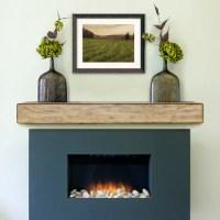 Pearl Mantels Shenandoah Fireplace Mantel Shelf & Reviews ...