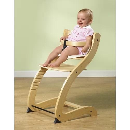 badger basket evolve high chair walmart flip primo | wayfair