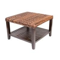 BirdRock Home Seagrass Coffee Table & Reviews | Wayfair
