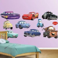 Fathead Disney Cars Wall Decal & Reviews   Wayfair