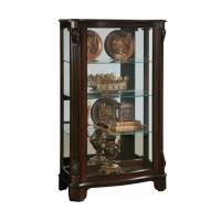 Pulaski Mantel Curio Cabinet & Reviews