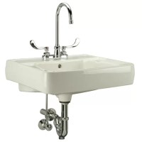 Wall Mounted Bathroom Sink | Wayfair
