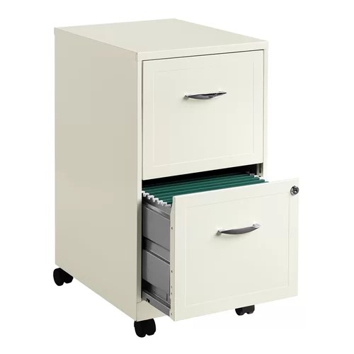 CommClad 2 Drawer Steel Mobile Filing Cabinet  Reviews
