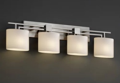 Chrome Bathroom Vanity Lights