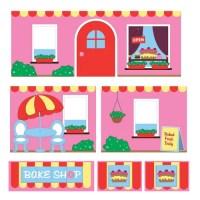 DHP Bakeshop Curtain Set for Junior Loft Bed & Reviews ...