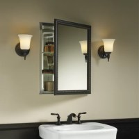 "Kohler 20"" W x 26"" H Aluminum Single"