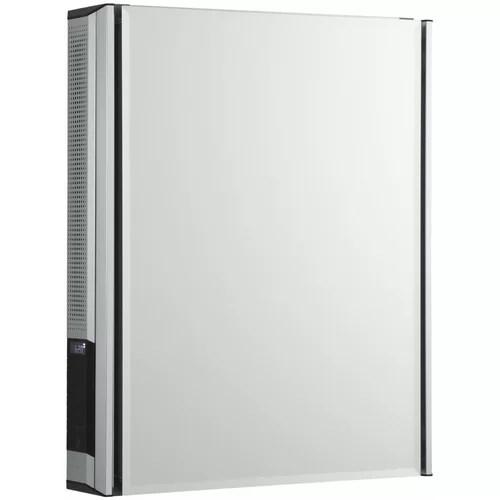 "20"" W x 26"" H Aluminum Single"