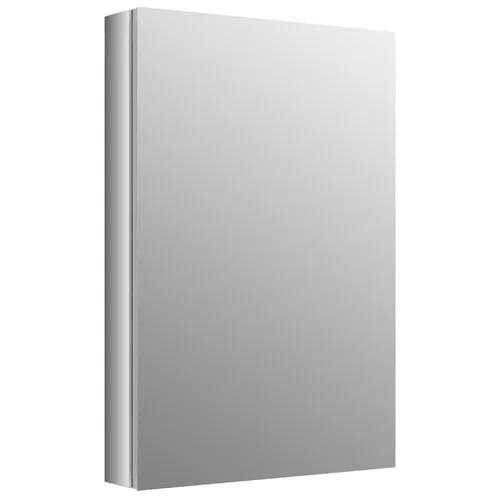 Kohler Verdera 20 W x 30 H Aluminum Medicine Cabinet