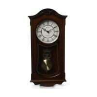 Bulova Cranbrook Wall Clock & Reviews | Wayfair