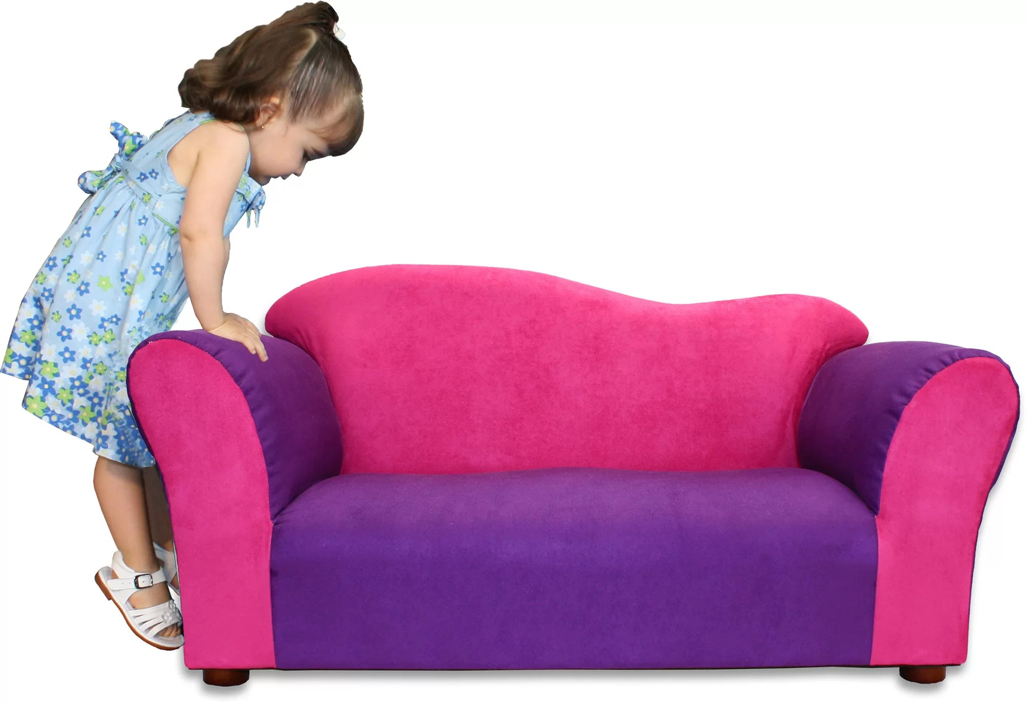 Sofa Chair For Toddler Purple Bedroom Ideas Purple Furniture