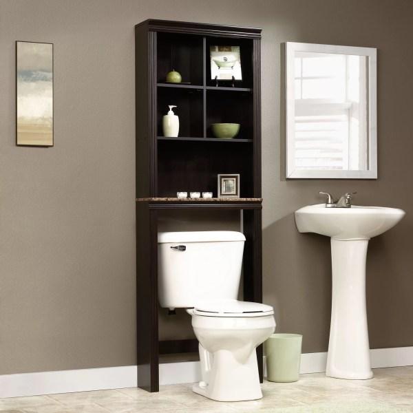 Bathroom Cabinets Over Toilet Storage Ideas