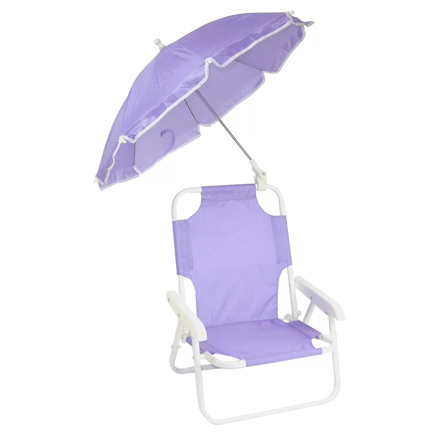 Beach Chairs With Umbrella Redmon Baby Beach Chair And Umbrella Purple 9001pr New