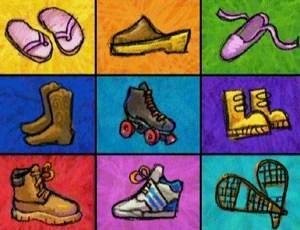 Elmos World Shoes Muppet Wiki