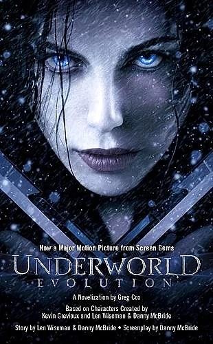 Underworld: Evolution (novel) - Underworld Wiki