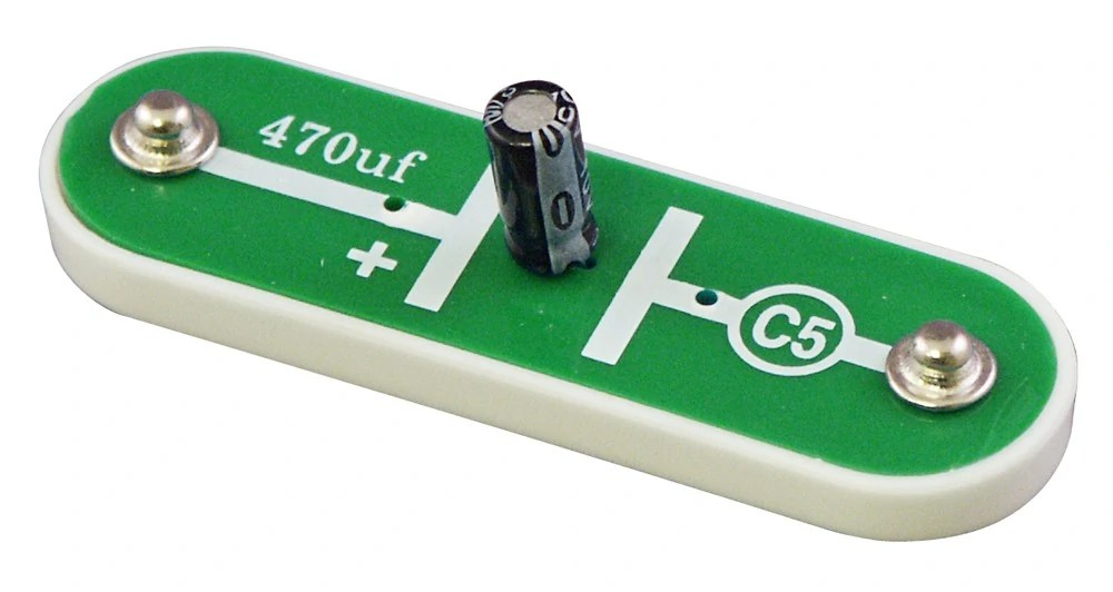 Capacitors Electronic Snap Circuits Wiki