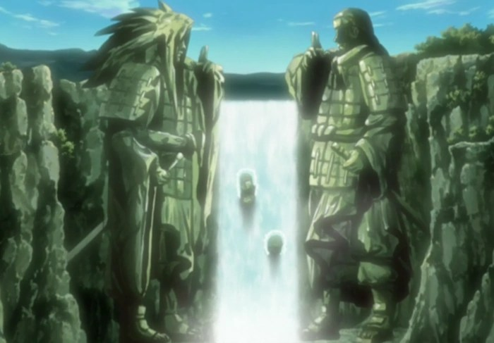 Anime Wallpaper Bad Girls Tal Des Endes Narutopedia Naruto Naruto Shippuuden