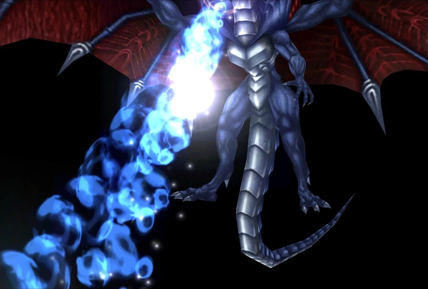Bahamut The Final Fantasy Wiki 10 Years Of Having More