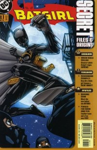 Batgirl Secret Files and Origins Vol 1 1 - DC Comics Database