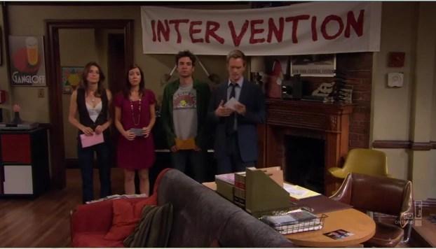 HIMYM invervention