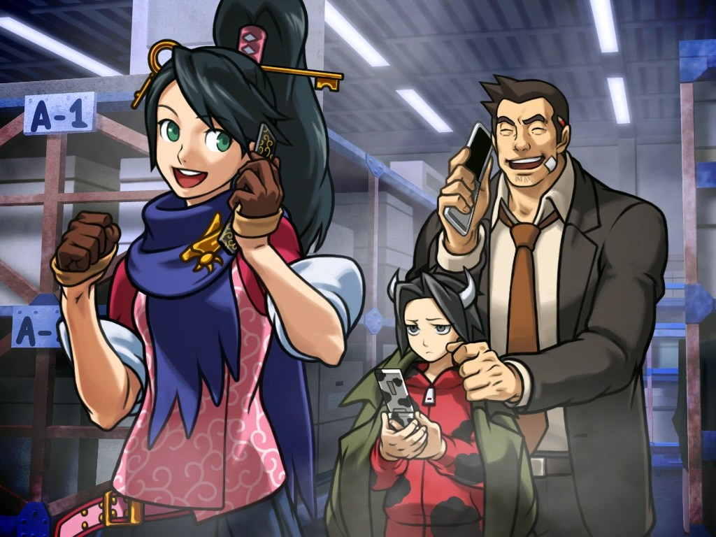Falling Down Flowers Wallpaper Shimon Aizawa The Ace Attorney Wiki Ace Attorney
