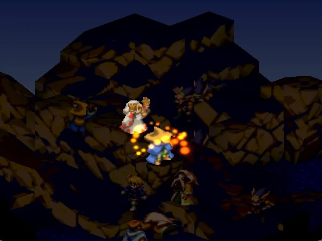 White Mage Tactics The Final Fantasy Wiki 10 Years Of Having More Final Fantasy