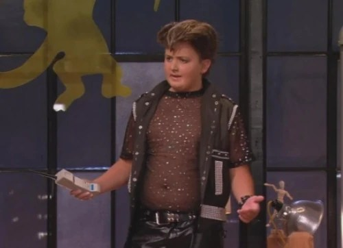 Image Gibby in Costumejpg iCarly Wiki