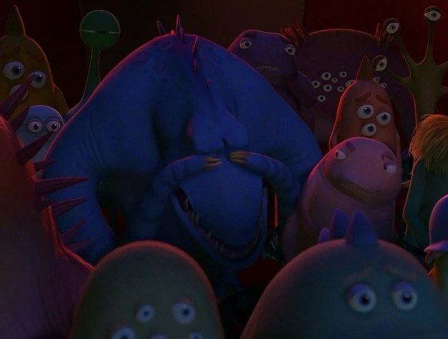 Knick Knack Disney Screencaps