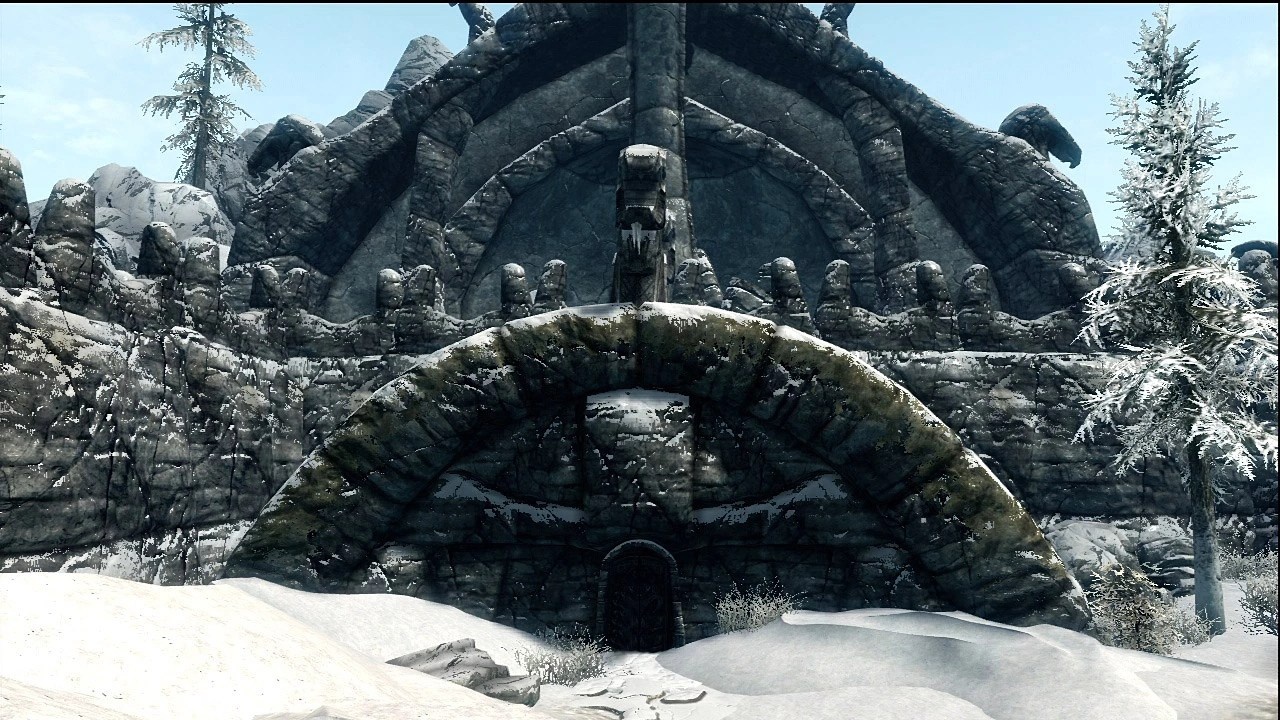 Scrolls Characters Elder Skyrim Online