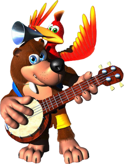 Bird and Bear: the Banjo-Kazooie Thread | Smashboards