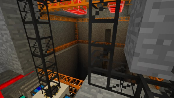Minecraft Quarry Power - Year of Clean Water