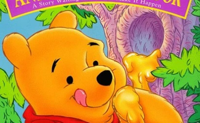 Animated Storybook Winnie The Pooh And The Honey Tree
