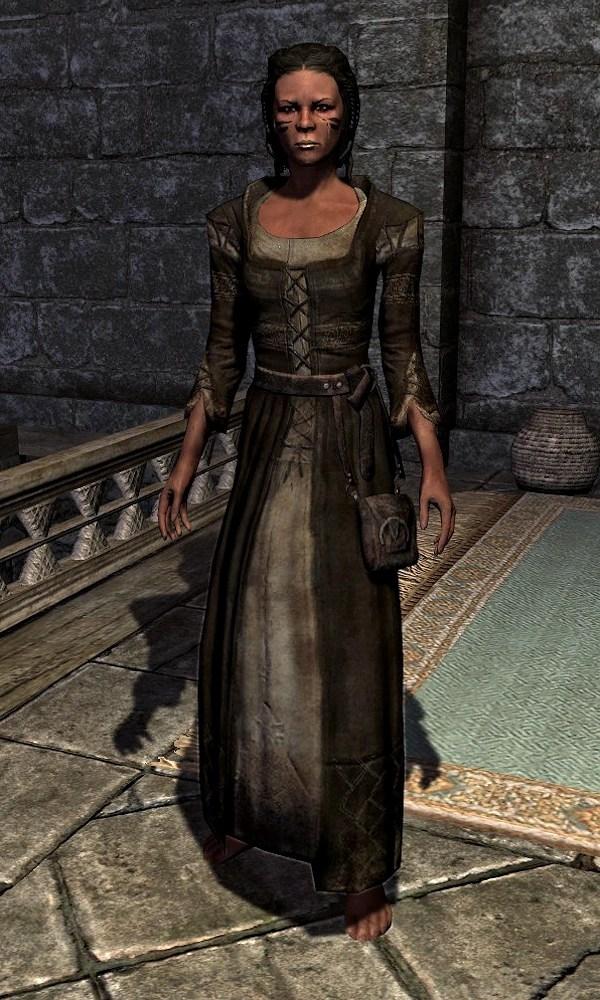 Elder Scrolls Skyrim Clothing