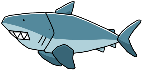 megalodon scribblenauts wiki wikia