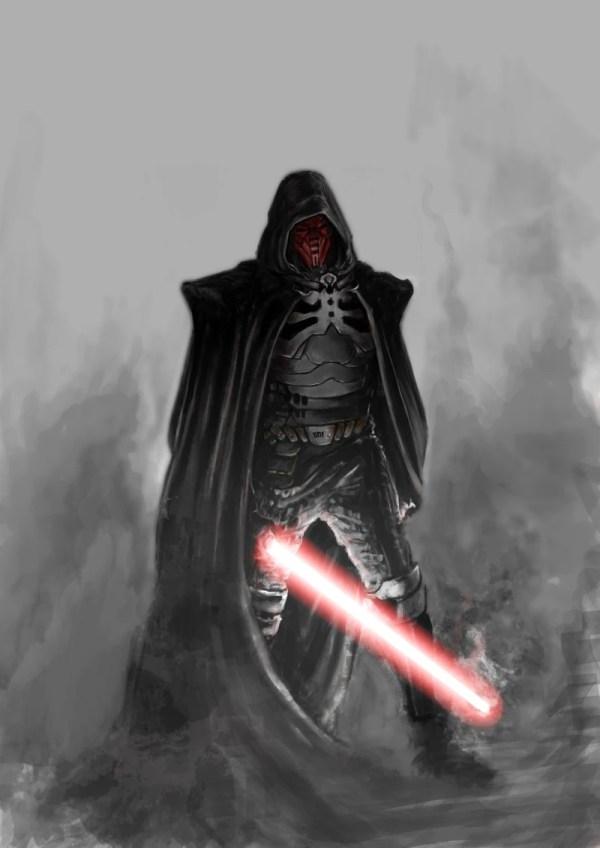 Star Wars Sith Marauder