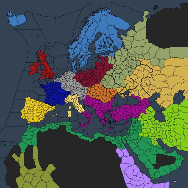 Ckii Map - Year of Clean Water