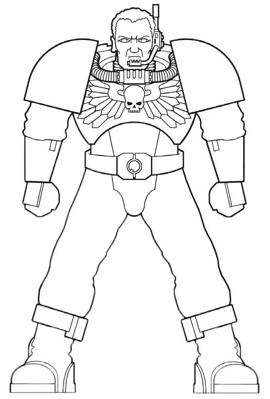 Dead Space Armor Schematics